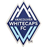 Vancouver Whitecaps FC Soccer Team Crest Pro-Weave Jersey MLS Futball Patch