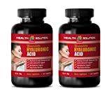 dry eye vitamins supplements - BIOAVAILABLE HYALURONIC ACID - hyaluronic acid supplements for eyes - 2 Bottles 120 Capsules
