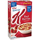 Special K Kellogg's Cereal, Red Berries, 16.90 Ounce