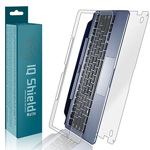 Samsung ATIV Smart PC Screen Protector, IQ Shield Matte Anti-Glare Full Body Skin + Screen Protector for Samsung ATIV Smart PC (PC 700T,Keyboard Only) Bubble-Free Film - with