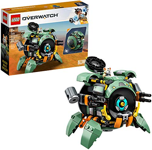 LEGO Overwatch Wrecking Ball 75976 Building Kit, Overwatch Toy for Girls and Boys Aged 9+ (227 Pieces) from LEGO