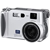 Sony DSC-S70 Cyber-shot 3.2MP Digital Camera with 3x Optical Zoom