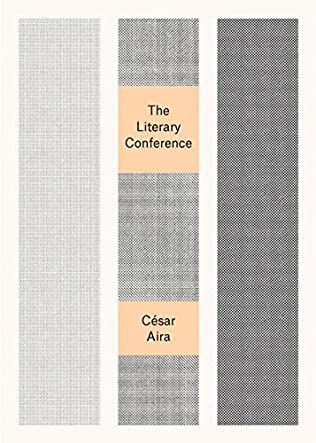 book cover of The Literary Conference