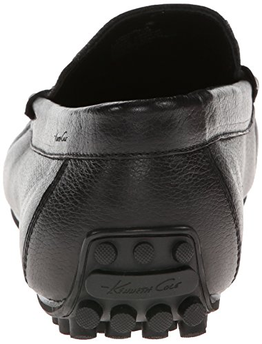 Kenneth Cole New York Hombres Me Pregunto Slip-on Loafer Black