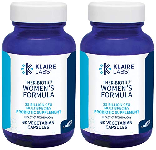 Klaire Labs Ther-Biotic Women's Formula - 25 Billion CFU Mul
