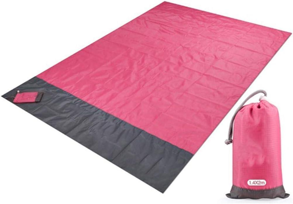 ierkag Waterproof Picnic Mat Outdoor Tents Lawn Mats Outing Picnic Cloth