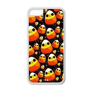 Custom Corn Design Rubber TPU Case for Iphone 5C