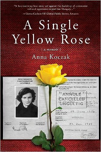 A Single Yellow Rose: A Memoir