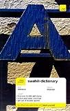 Teach Yourself Swahili Dictionary, D. V. Perrott, 0071421378