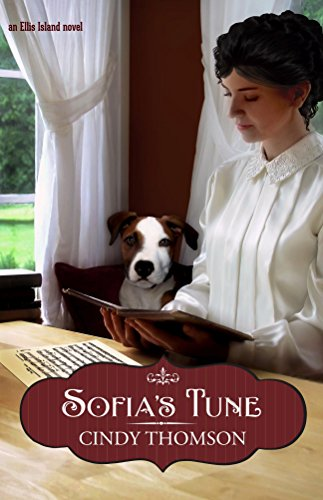 Sofia's Tune (Ellis Island Book 3) by [Thomson, Cindy]