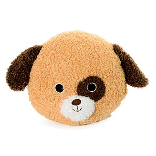 USB Hand Warmer Handwarmer Pocket Waterless Warm Hand Soft Pillow Bear Brown