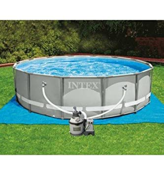 Piscine Tubulaire Intex Ultra Frame 4.27 x 1.22 m: Amazon.fr: Jardin