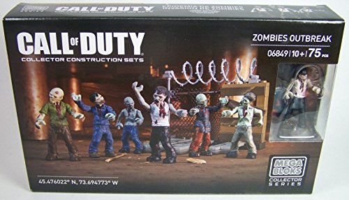 Mega Bloks Call of Duty Zombies Outbreak by Mega Bloks