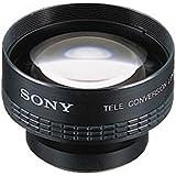 Sony VCL2030S Teleconverter Lens for DCR-DVD 92, 203, 403, 105, 205, 305, 405, 505 & DCR-PC1000 Camcorders