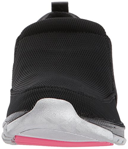 Foot Petals Mujeres Brooke Fashion Jogger Con Cushionology Sneaker Black