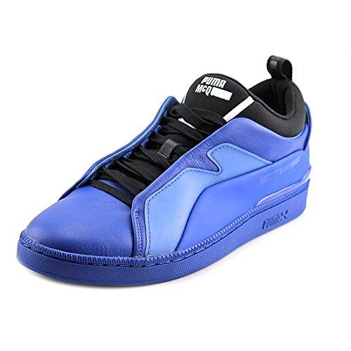 puma-mcq-brace-lo-mens-blue-textile-lace-up-sneakers-shoes-10