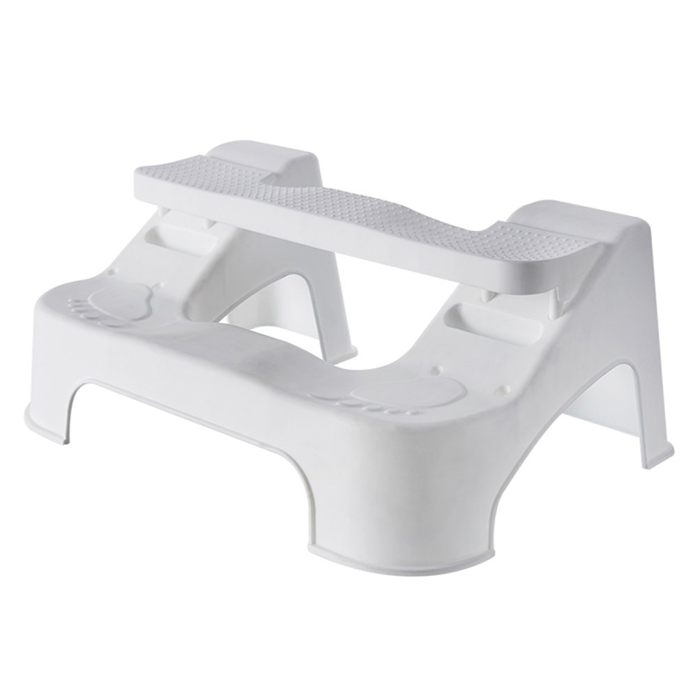 Bathroom Toilet Stool, Proper Toilet Posture for Better and Healthier Results, Children's Toilet Bench, Anti-Constipation Artifact