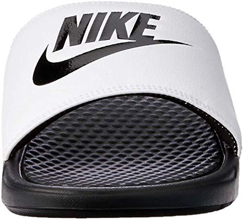 Nike Herren Benassi JDI Flip Flop, Schwarz, 40 EU