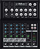 Mackie Mix Series, 8-Channel Compact Mixer with