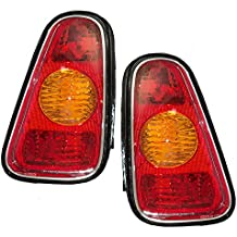 Driver and Passenger Taillights Tail Lamps Replacement for MINI 63216935783 63216935784