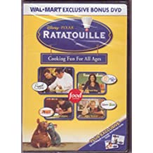 Ratatouille, Cooking Fun for All Ages