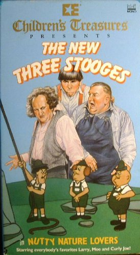 Joe Mauer Studio - The New Three Stooges: Nutty Nature Lovers