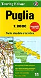 img - for Puglia (Regional Road Map) book / textbook / text book