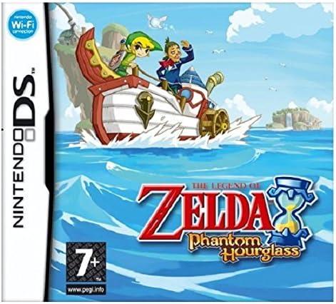 Nintendo Legend Of Zelda Phantom Hour Glass - Juego: Amazon.es ...