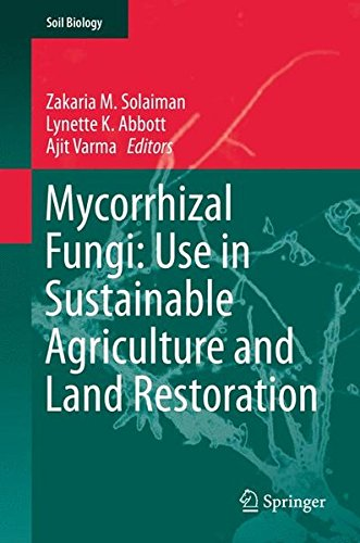 Mycorrhizal Fungi: Use In Sustainable Agriculture And Land Restoration (Soil Biology)