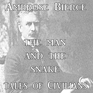 The Man and the Snake Audiobook