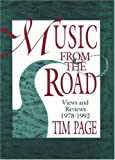 img - for Music from the Road: Views and Reviews 1978-1992 book / textbook / text book