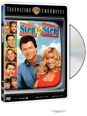 amazon step by step tv favorites dvd import tvドラマ