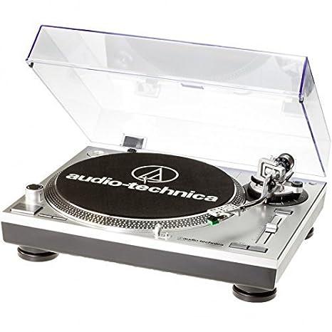 Audio-Technica AT-LP120USB Turntable by Audio-Technica: Amazon.es ...