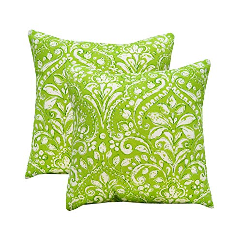 - RSH Décor Set of 2 Indoor/Outdoor Square Throw Pillows (17