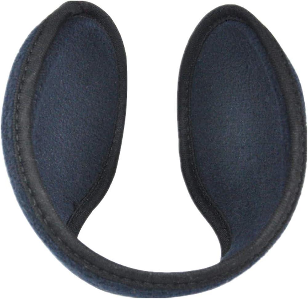 Bleu taille unique Cache-oreilles chaudes Tukistore Avec tour de cou En polaire Unisexe