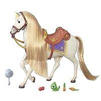 El caballo de la princesa de Rapunzel Maximus