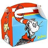 Dr Seuss Party Supplies - Empty Favor Boxes (4)