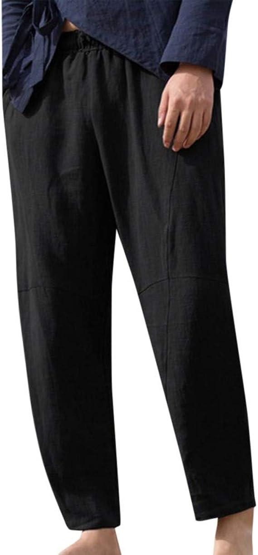 CYJ-shiba Mens Elastic Waist Drawstring Workout Shorts Summer Casual Short Pants