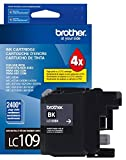 Brother LC109BK Innobella Super High-Yield Ink Cartridge Black