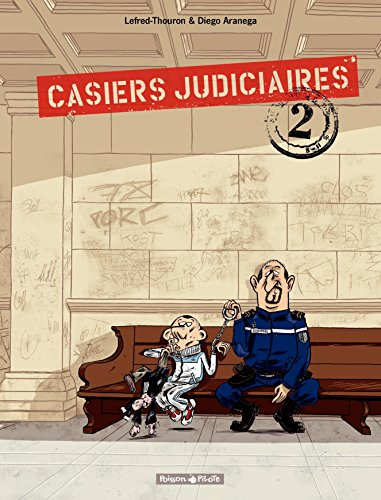 Casiers Judiciaires – tome 2 (French Edition)