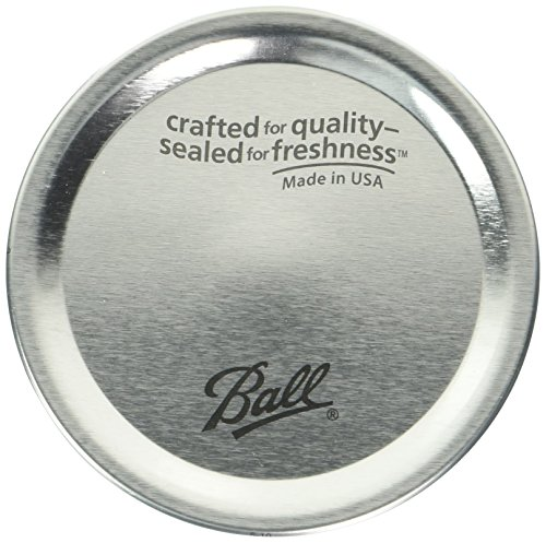 Ball Wide Mouth Canning Lids 4 Dozen or 48 Lids Total Home Canning Lids