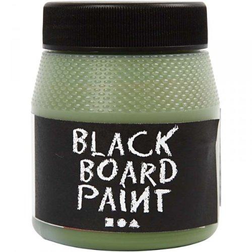 Tafelfarbe / Tafellack in 6 verschiedenen Farben zur Auswahl, Farbe:-18 grün