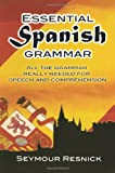 img - for Essential Spanish Grammar (Dover Language Guides Essential Grammar) book / textbook / text book