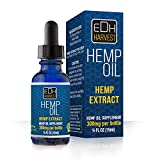 Cheap Everyday Hemp Oil Extract Drops 300mg, Help Anxiety, Chronic Pain, Sleep,Mood,Skin and Hai