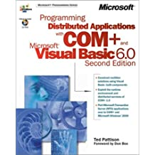 Programming Distributed Applications with COM+ and Microsoft Visual Basic (DV-MPS Programming)