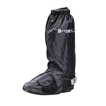 10cfaa9153b03 Sharplace Cubre Botas Protector de Zapatos de Lluvia Nieve Accesorio para  Pesca Acampada a Aire Libre  L  Amazon.es  Coche y moto