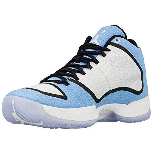 Nike - Jordan XX9 - Couleur: Blanc-Bleu - Pointure: 47.5