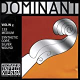 Thomastik Dominant 4/4 Violin G String Medium Silver-Perlon