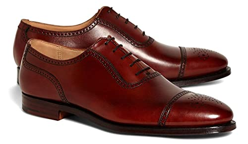 Buy The Royale Peacock Cherry Red Brown