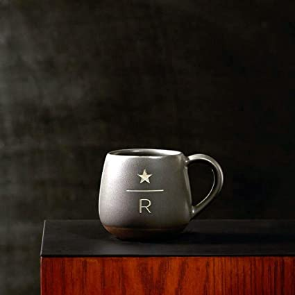 7e1373c8efb Buy Starbucks ReserveTM Mug Charcoal 3 fl oz Online at Low Prices in India  - Amazon.in